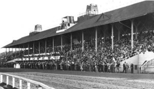 Playfair Grandstands 1936